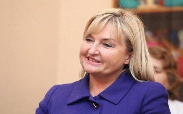Луценко заявилася в Раду у взутті за 13 пенсій
