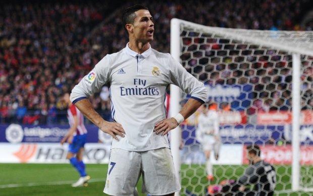 Роналду признан лучшим футболистом года в Португалии