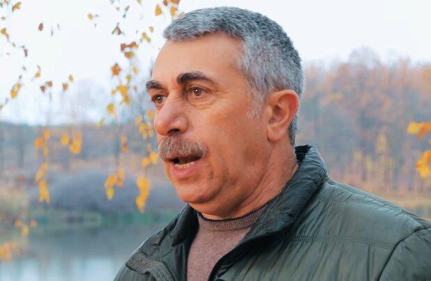 Евгений Комаровский, фото: кадр из видео