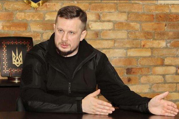 Андрій Білецький, скрін з відео