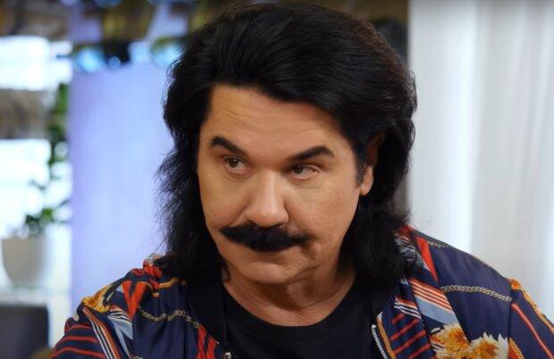 Павло Зібров, кадр з відео