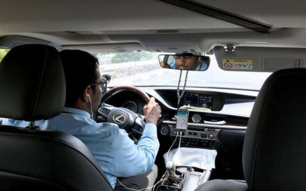 Таксисту заплатили натурой при следующем пассажире