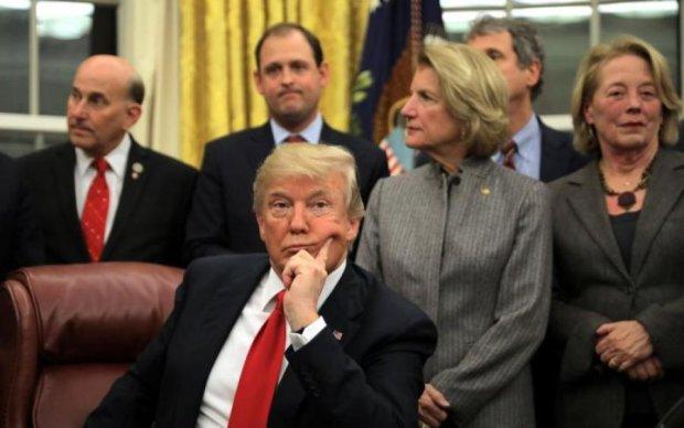 Смерть Маккейна: у Трампа видали найжахливіший жарт в історії