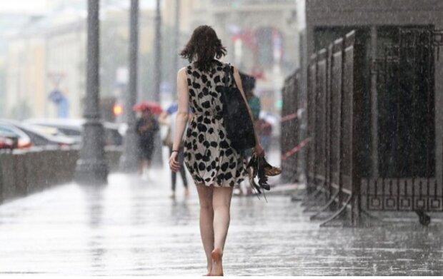 Погода на последние сентябрьские выходные: жителям столицы стоит носить с собой зонтик