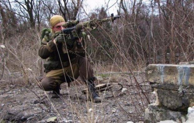 Украинские военные ликвидировали под Авдеевкой российского снайпера