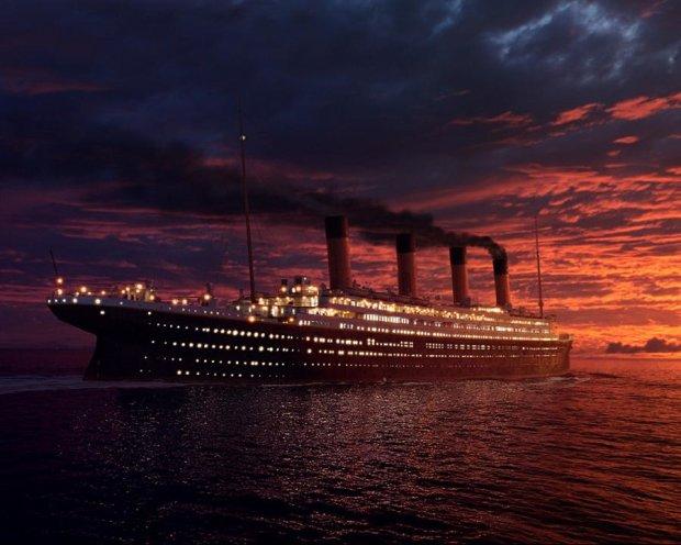 """Плыли на смерть: в сети появилось оригинальное видео отплытия """"Титаника"""""""