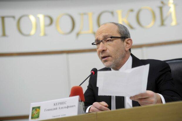 Мер Харкова Геннадій Кернес, Politeca