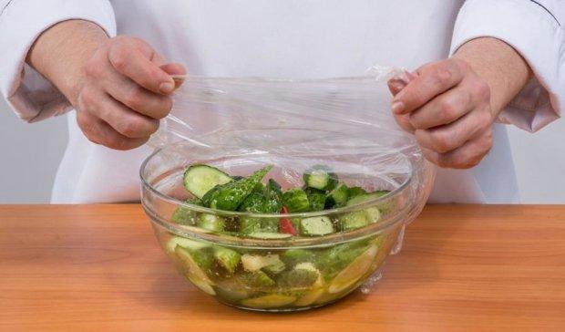 Вчені створили їстівну харчову плівку