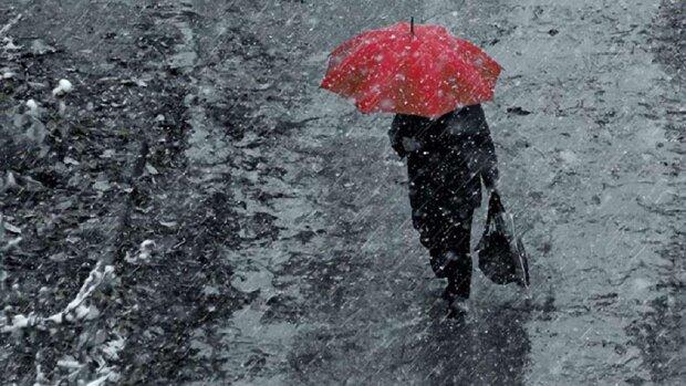 Капля за каплей: Запорожье вымокнет под дождем 11 января