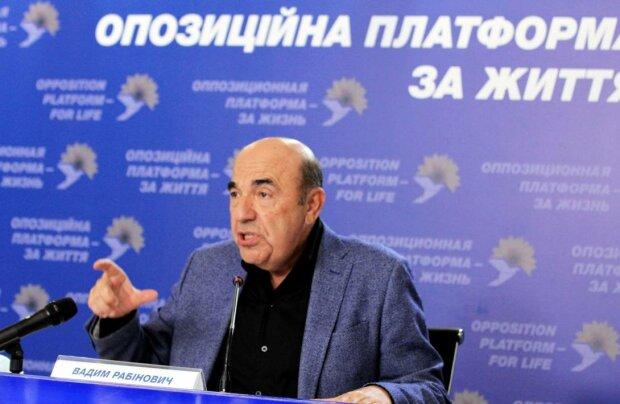 Вадим Рабинович, фото: «Оппозиционная платформа – За жизнь»