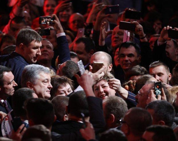 Президент України, Петро Порошенко у робочій поїздці