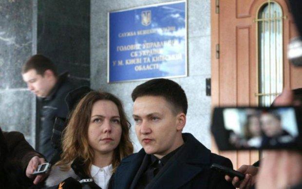 Безмандатній Савченко підготували нову тортуру