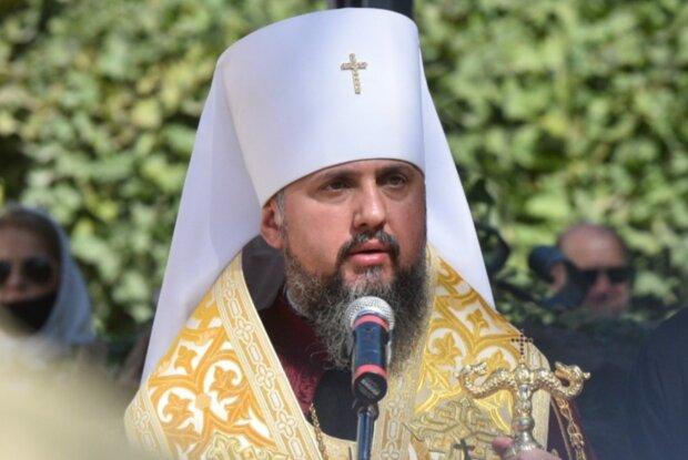 Митрополит Епифаний, фото: facebook.com/epifaniy