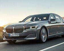 BMW 7, нові машини