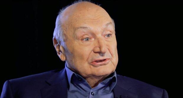 Михайло Жванецький, скріншот: Youtube
