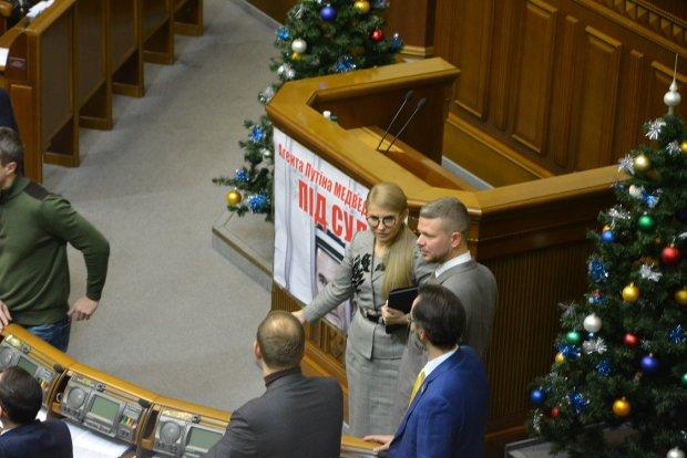 Новий фаворит Тимошенко і веселий Добкін: як пройшов останній робочий тиждень у Раді