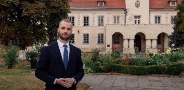 Мэром города на Львовщине стал 25-летний политик: самый молодой в Украине