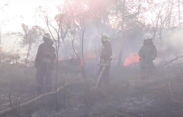 На Тернопольщине молния сожгла дом – селяне боролись с огнем, а пожарные застряли в болоте
