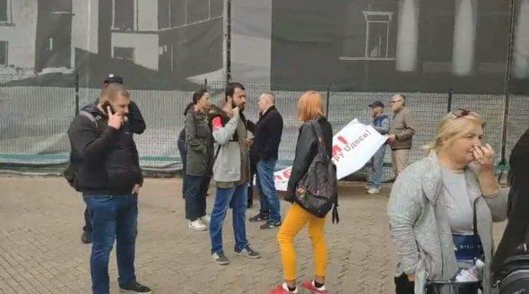 На митинг за досрочные выборы в Одессе пришло всего 10 человек, - СМИ