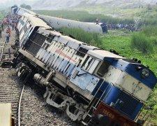 Аварія на залізниці у ПАР