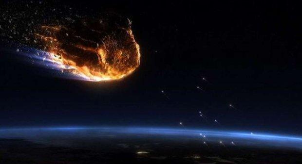 Хиросима повторяется? Гигантский метеорит грозит целому континенту, 40 тонн против миллионов людей