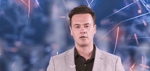 Максим Ялі, скріншот відео