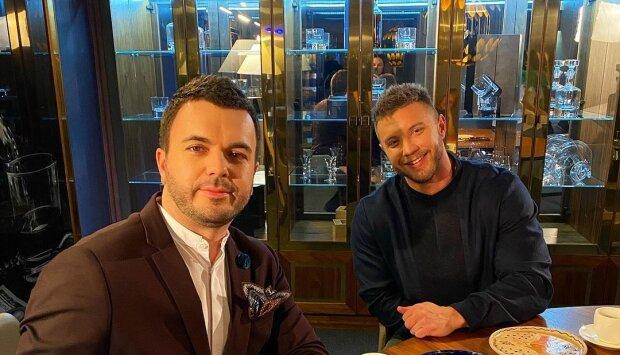 Михайло Заливако та Григорій Решетник, фото з Instagram
