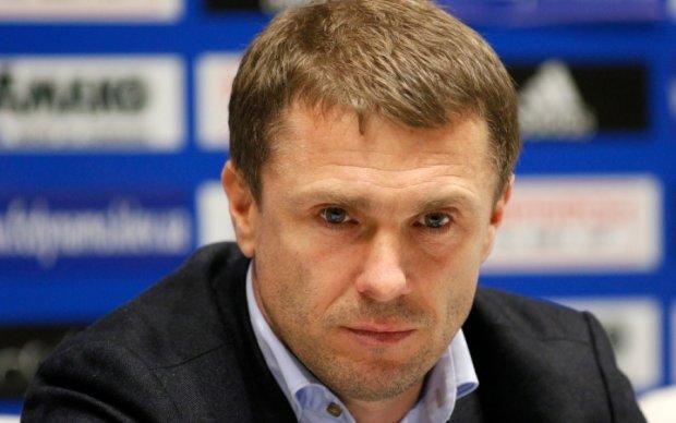 Ребров не захотел общаться с прессой после матча с Николаевом