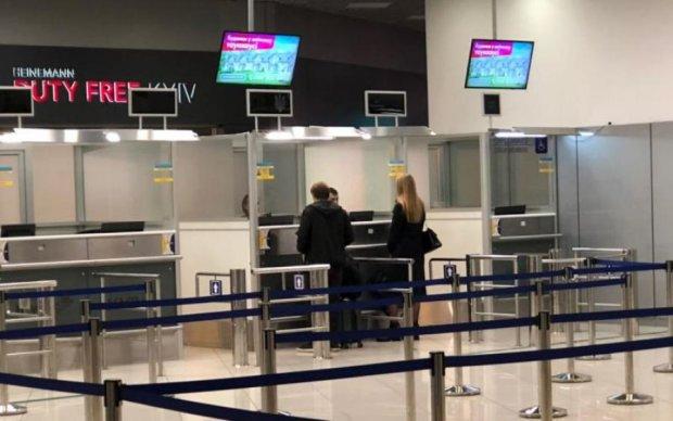 Коллапс в киевском аэропорту: рейсы отменяют один за другим