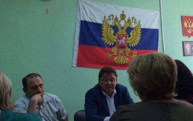 """Война на Донбассе: путинский """"ихтамнет"""" заявил, что """"он там был"""""""
