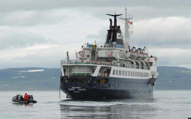 Шок! Исчезнувший советский корабль появился в США