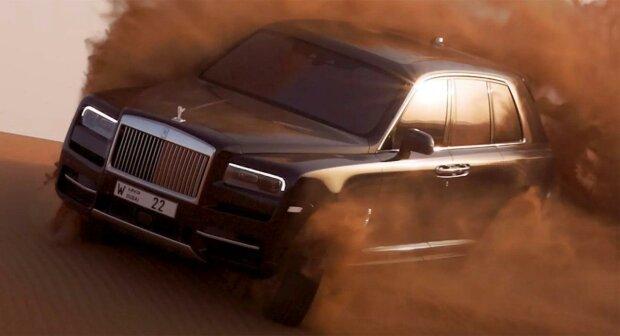 Rolls-Royce Cullinan, carscoops