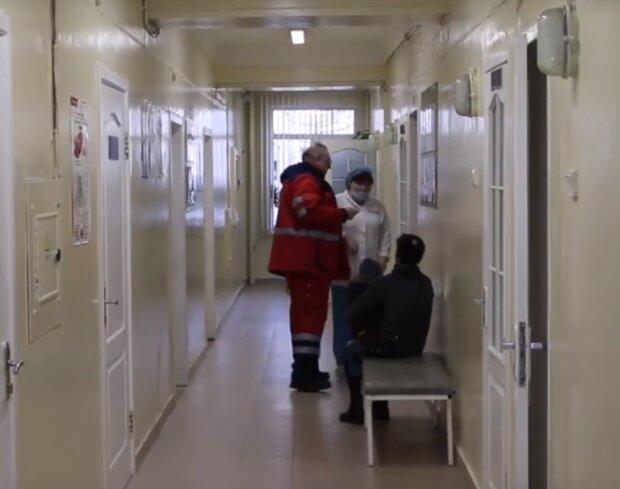 фото больницы, скрин из видео