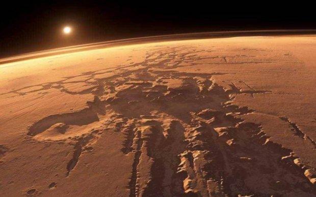 Астрономы нашли новые доказательства обитаемости Марса