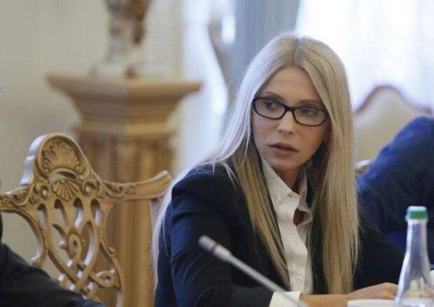 Тимошенко вимагає терміново скликати РНБО