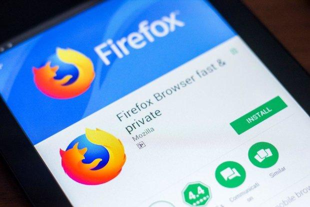 Firefox наповнила нав'язлива реклама, користувачі лютують