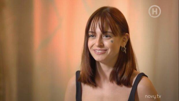 Марія Пересьолкіна, скрин із відео Нового каналу