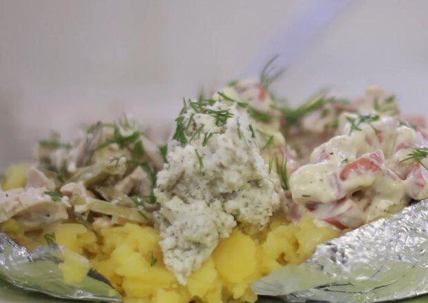 Крошка картошка, фото: кадр из видео