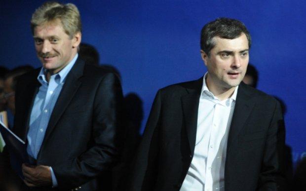 Обознались: в Луганск приехал Сурков вместо Пескова