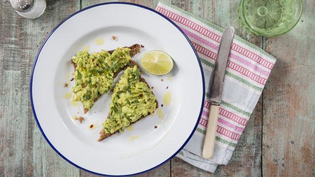 Рецепт быстрого и питательного завтрака: тост с авокадо