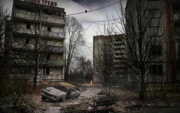 Чорнобильська катастрофа: мертву Прип'ять охопив вогонь
