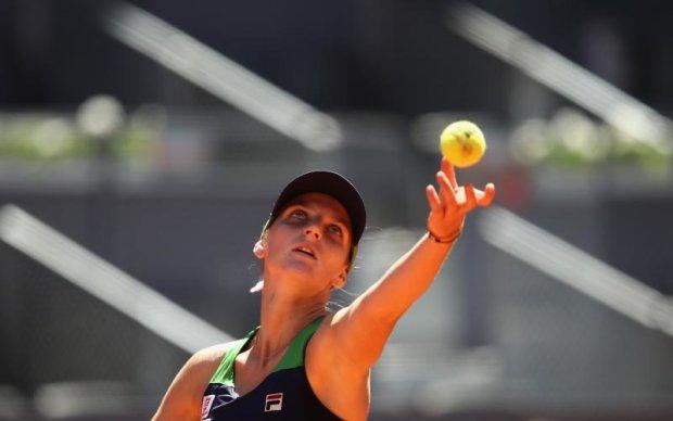 Українська тенісистка Цуренко впевнено стартувала на турнірі в Нідерландах