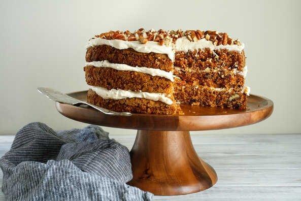 Їсти і не гладшати – рецепт морквяного торта, який доведе до блаженства і збереже фігуру