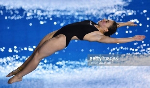 Українка здобула срібну медаль на Гран-Прі зі стрибків у воду