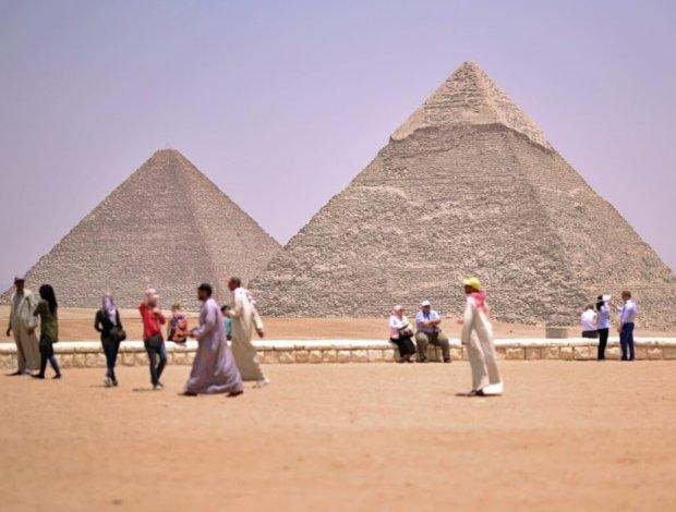 Інопланетяни прилітали до Єгипту 3500 років тому: розшифровано таємне послання