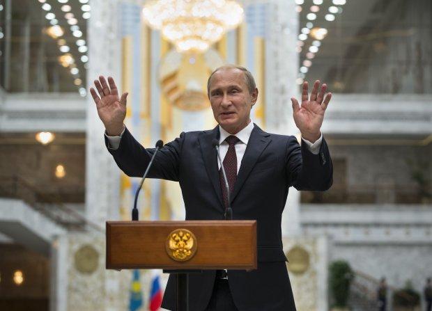 Все-таки вони коханці: брудну білизну Путіна побачив весь світ