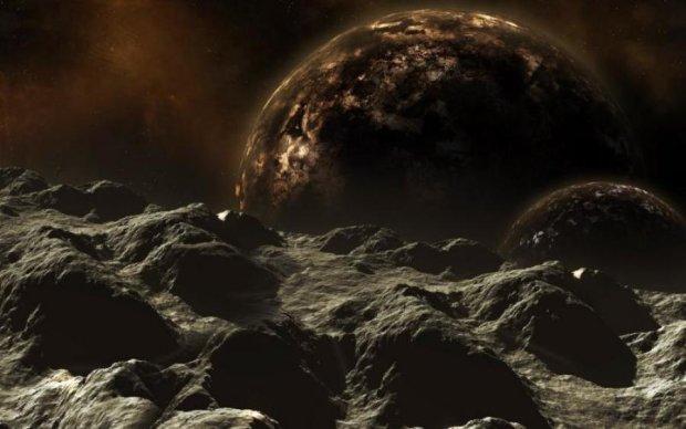 Астрономи знайшли найтаємничішу планету, яка поглинає все світло