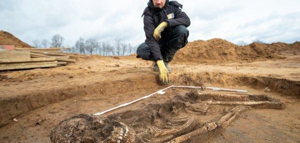 Фред з неоліту: археологи відкопали неймовірний 6500-річний скелет