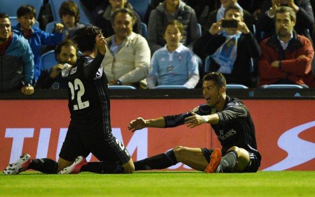 Сельта - Реал 1:4 Видео голов и обзор матча чемпионата Испании