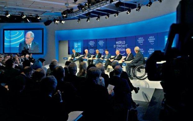 Форум в Давосе разоблачил главную проблему Украины